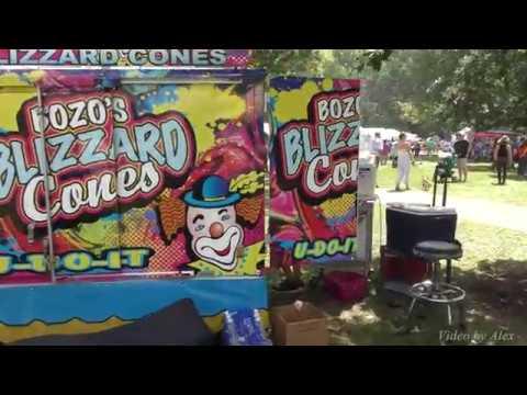 Woodland Art Fair Lexington, KY 2017