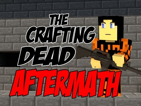 Minecraft crafting dead challenge lootcrate challenge for The crafting dead ep 1