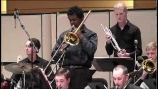 The Central Washington University Jazz Band 1, under the direction ...