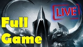 Diablo 3 Reaper of Souls Full Walkthrough Part 1 Gameplay Let