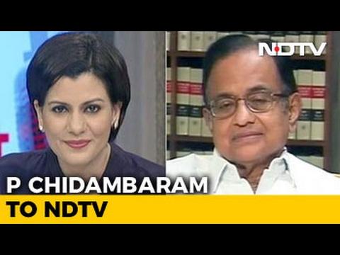 PM Modi Not Unbeatable, Says P Chidambaram