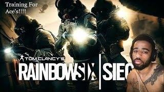 rainbow six siege online   grind for diamond mlg player  alpha pack   3k hype lol