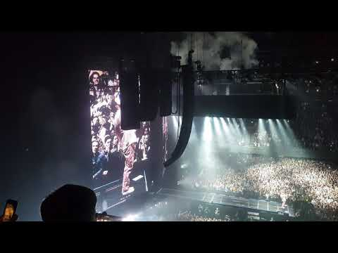 Post Malone - live in Ziggo Dome, Amsterdam - 25 February 20
