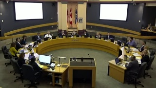 Youtube video::September 18, 2018 Council Closed Session Public Meeting