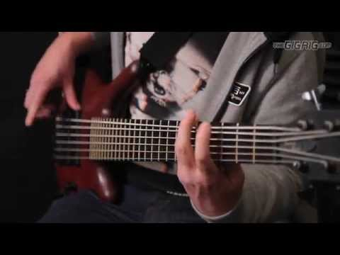 Jon Stockman of Karnivool plays an excerpt from the song, The Refusal at  TheGigRig HQ