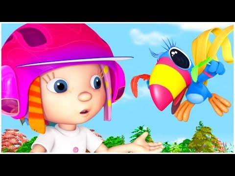 Rouzin Svet | Научи о безбедности на путу | ново | Crtani film za decu | Све о Ружи