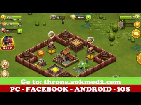Throne Rush Hack - Throne Rush Cheats (PC-Facebook-Android/iOS)