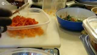 Kale, Swiss Chard Salad