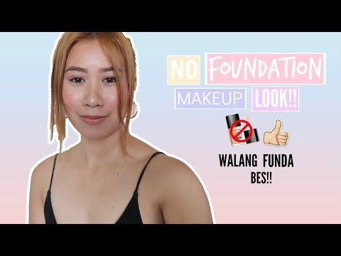 No Foundation Makeup Tutorial (Sobrang Dali lang) | Chinkytita