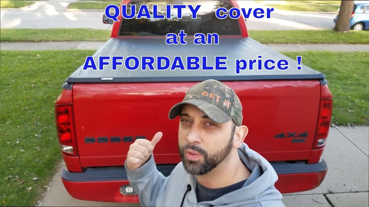Oedro Tonneau Cover Review Youtube
