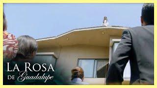 La Rosa de Guadalupe: Lupita intenta suicidarse por las exigencias de su mamá   Una niña normal