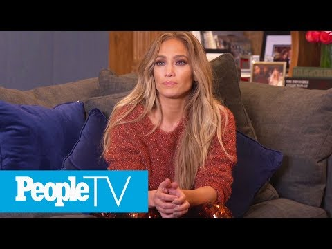 Jennifer Lopez On Blending Families With Alex Rodriguez: 'The Kids Are So Open To Love' | PeopleTV Mp3
