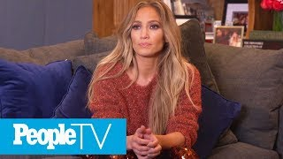 Jennifer Lopez On Blending Families With Alex Rodriguez: