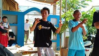 Download lagu Senam pagi santuy cak sukur cs MP3