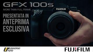 Fujifilm GFX 100S - Garanzia Fujifilm Italia Video