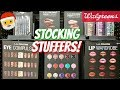 WALGREENS CHRISTMAS  STOCKING STUFFER IDEAS SHOP WITH ME 2018