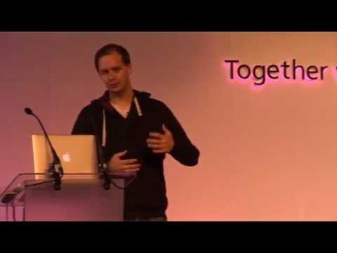 Peter Sunde: Copying is Essentially What a Human Being is | WIRED 2011 | WIRED