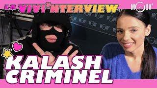 """KALASH CRIMINEL : """"Je me confie tout le temps à ma maman, elle a kiffé mon album"""""""