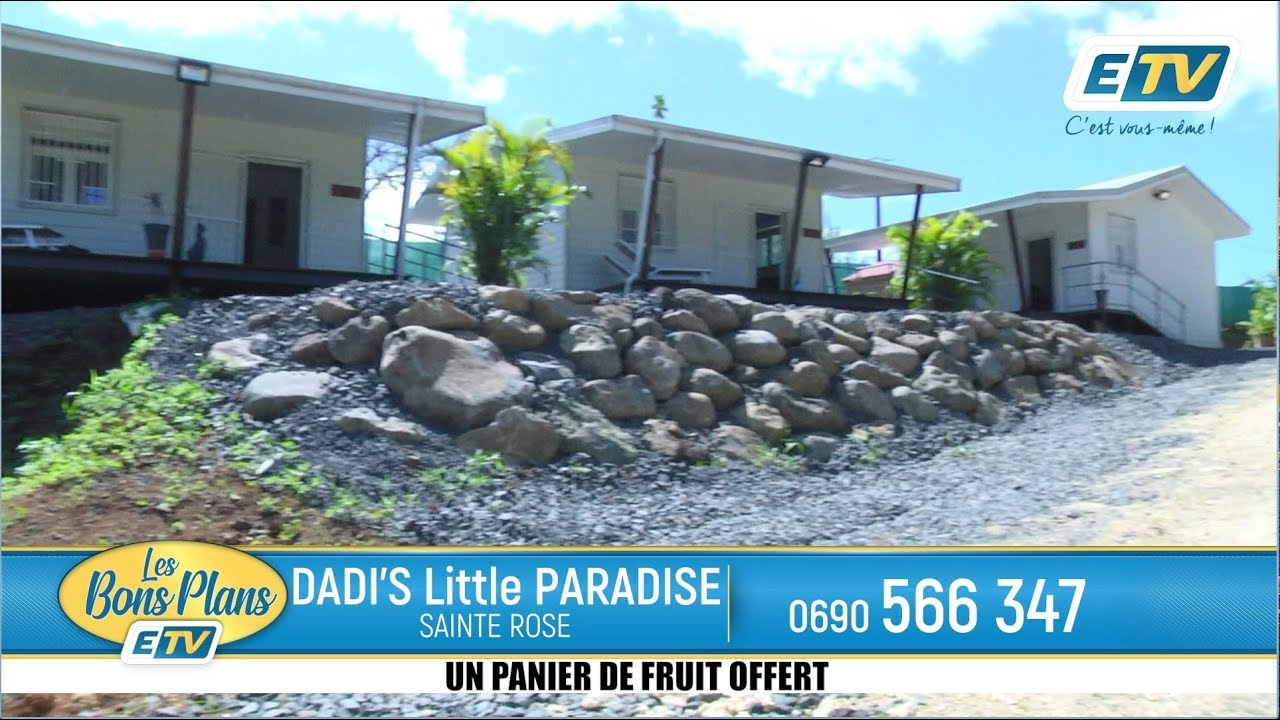 BON PLAN: DADI'S LITTLE PARADISE