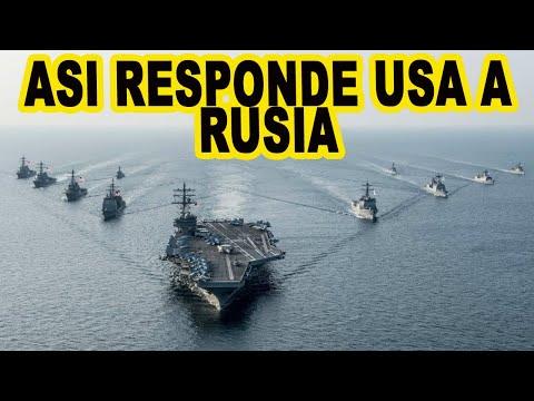 Download WAOOOOOOOO RESPUESTA DE USA A RUSIA--- INCREIBLE- GABITO RODRGUEZ