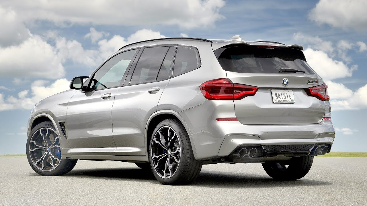 2020 bmw x3 m competition - 510hp sports suv