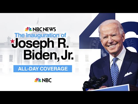 Live: The Presidential Inauguration Of Joseph R. Biden, Jr. | NBC News