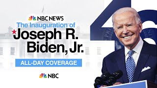 Live: The Presidential Inauguration Of Joseph R. Biden, Jr. | NBC News