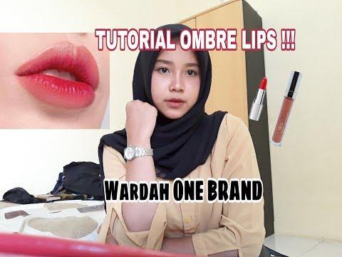 tutorial-ombrelips-!!!-wardah-one-brand-||-simple-by-nisa-nabila