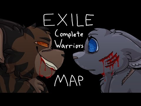 Complete Warriors MAP - E X I L E