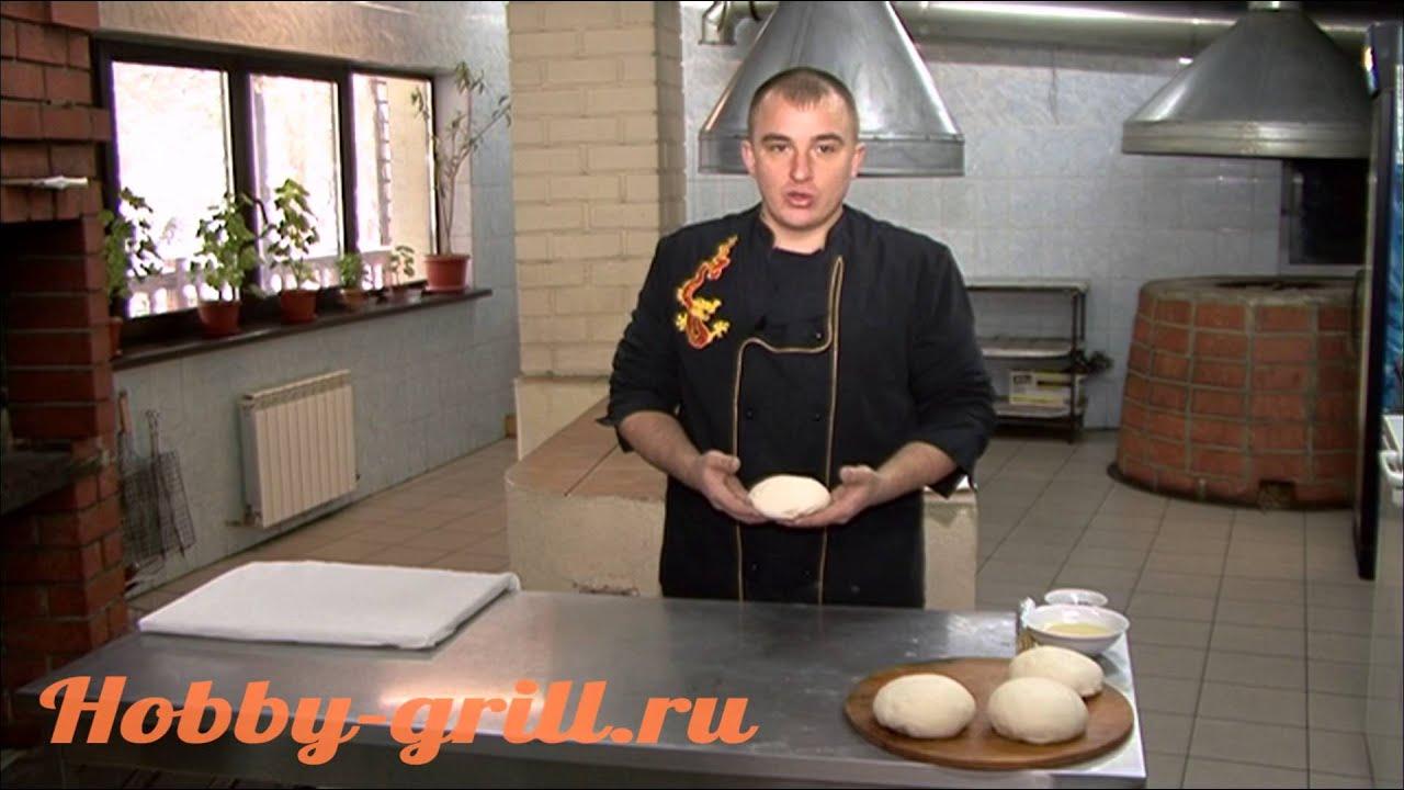 Как правильно печь лепешки в тандыре - YouTube