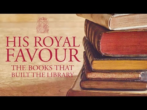 Royal Library: The books that built the library.