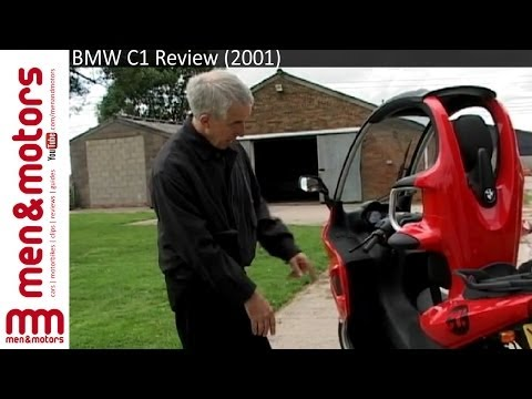 BMW C1 Review (2001)