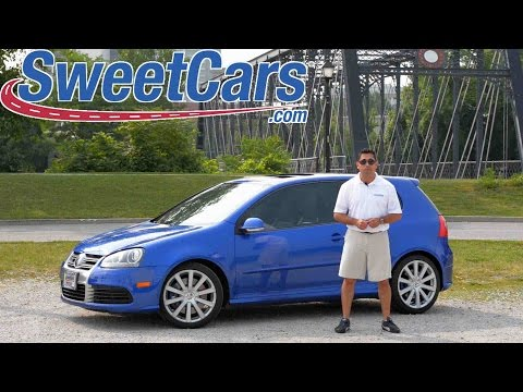 2008 Voltswagen R32 Test Drive - SweetCars Car of the Week 44
