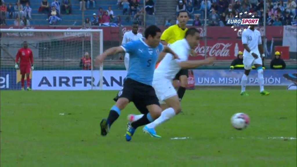 uruguay - france  1-0  r u00e9sum u00e9 et buts