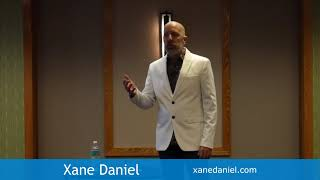 Xane Daniel at the Crystal Ranch Holistic and Energy Expo - May 11, 2019