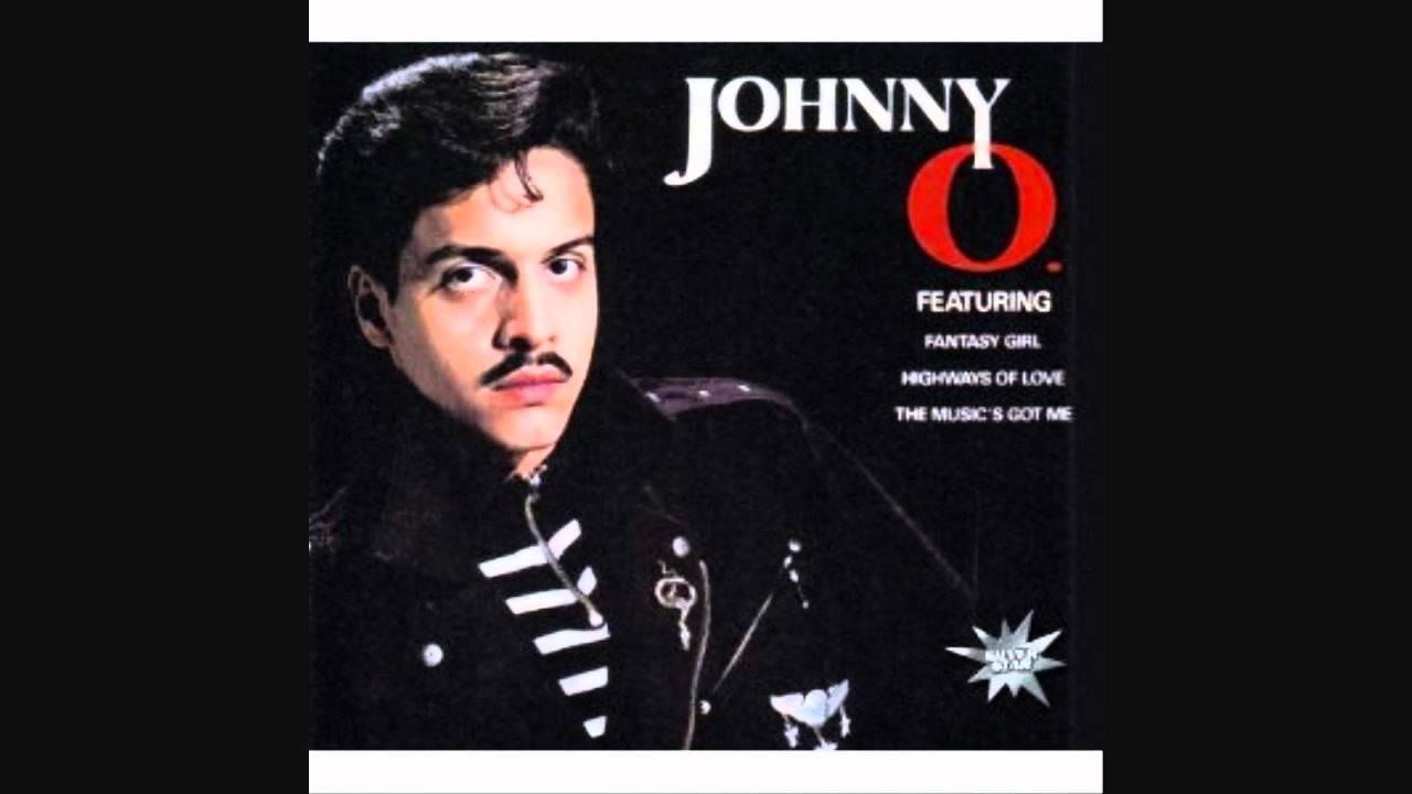 Johnny O - Fantasy Girl