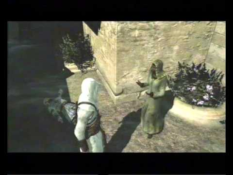 Assassin's Creed, Career 131, Jerusalem, Rich District, Save Citizen 9