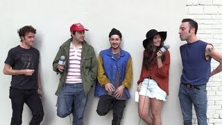 Interview with The Black Lips