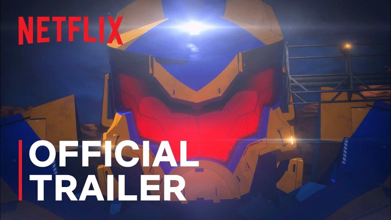 Download Pacific Rim: The Black | Official Trailer #1 | Netflix