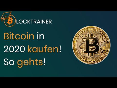 Bitcoin kaufen in 2020 - Meine Empfehlung für Neueinsteiger!