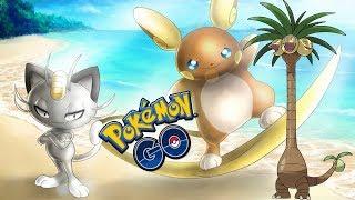 ¡NUEVA ACTUALIZACIÓN! LLEGAN las FORMAS de ALOLA a Pokémon GO!!! [Keibron]