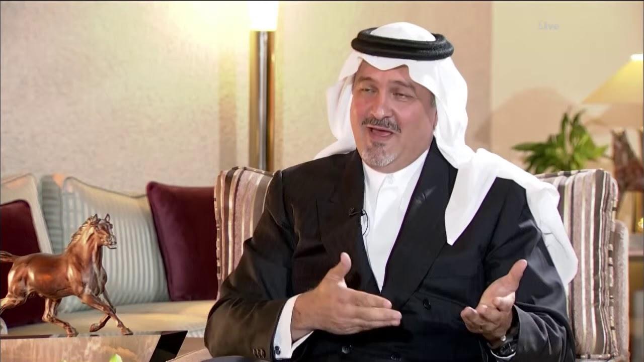 لقاء خاص الأمير بندر بن خالد الفيصل رئيس مجلس إدارة نادي الفروسية الخميس 26 ديسمبر 2019 Youtube