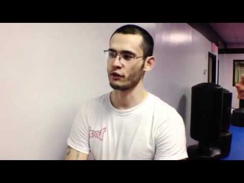 Sport Fight X interview with Chris Craft