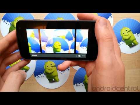Android 4.1 Jelly Bean Camera app