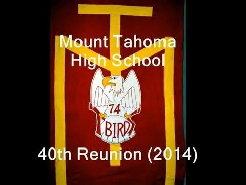 Mt Tahoma High School 40 year Class Reunion