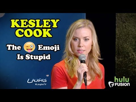 The Tongue Face Emoji Is Stupid | Kelsey Cook | Stand-Up Comedy