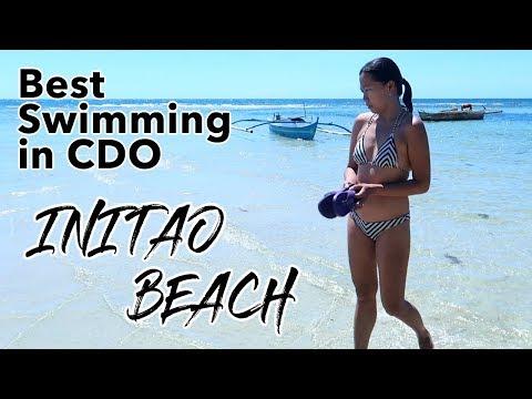 Best Swimming Cagayan De Oro - Initao White Beach 2019