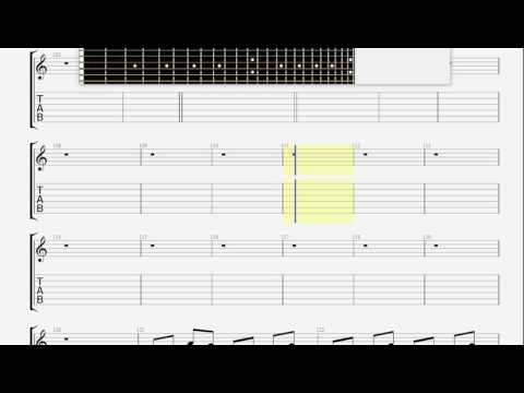 Blue Oyster Cult   Don 't Fear The Reaper GUITAR 1 TABLATURE
