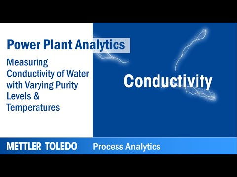 Measuring Conductivity Of Water With Varying Purity Levels & Temperatures