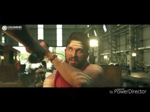 Dj Fight Scene Hindi Dubbed  ( Allu Arjun _